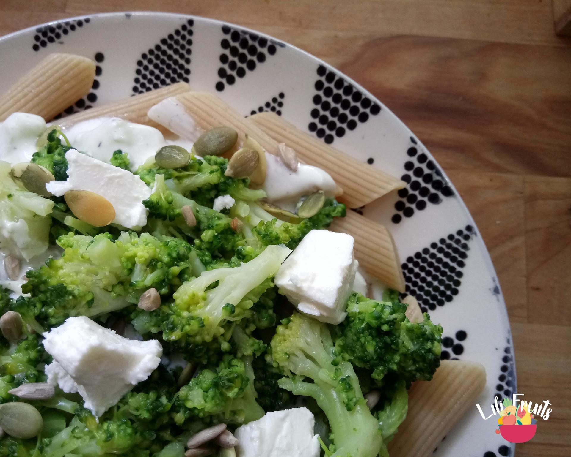 Read more about the article Pâtes aux Brocolis D'Inès 🥦